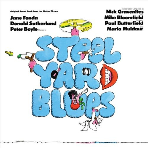 Steelyard Blues [Original Soundtrack] [CD]