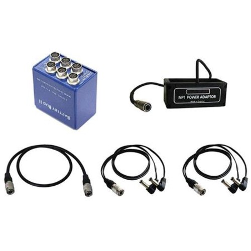 Cable Techniques BBUDKIT-UCR Battery Bud II DC Distribution Box Kit BBUDKIT-UCR