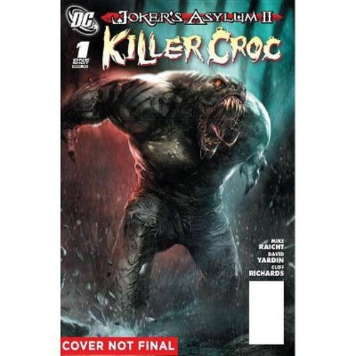 Batman Arkham : Killer Croc (Paperback) (Gerry Conway & Alan Grant & Doug Moench)