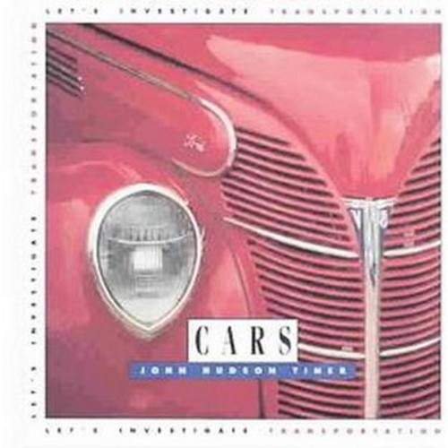 Cars Read-along Storybook by Disney Pixar