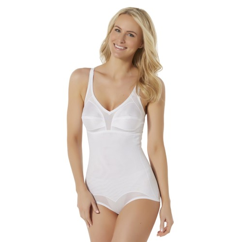Fundamentals Women's Plus Extra-Firm Control Body Briefer