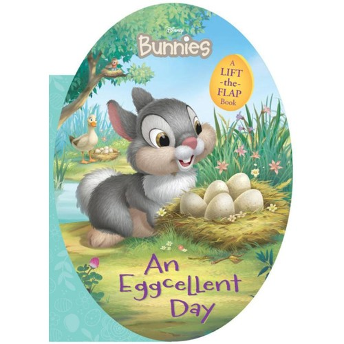 Disney Bunnies An Eggcellent Day Board Book
