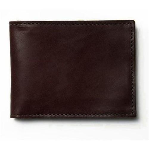 Filson Small Bi-Fold Wallet, Dark Brown 65216-KB