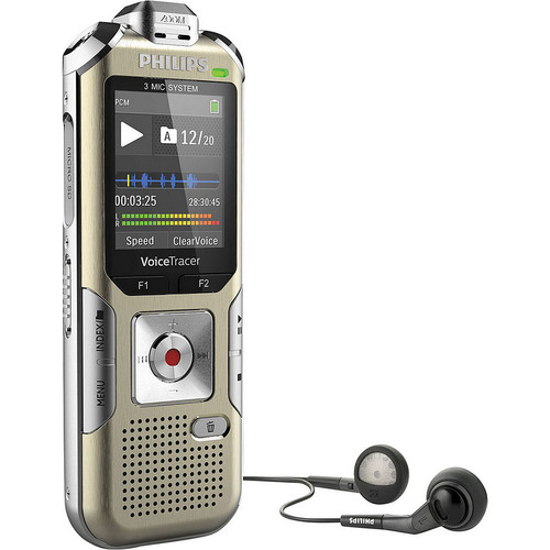 Philips Speech Voice Tracer Audio Recorder