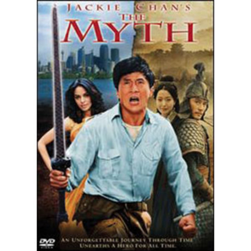 Jackie Chan's The Myth WSE DD5.1