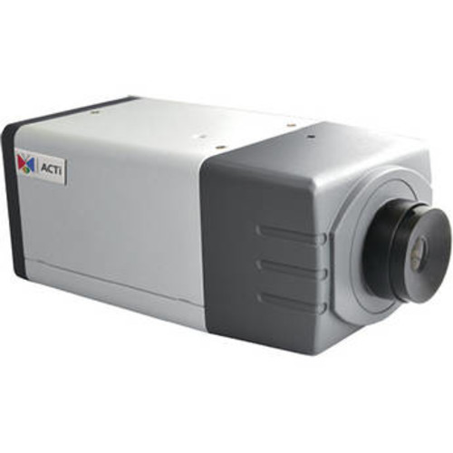 D22-FIXED 5 Mp Day/Night Box Camera with Bundled f2.93mm Fixed Lens