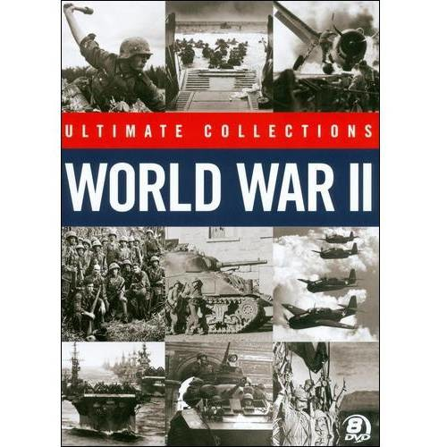 Ultimate Collections: World War II [8 Discs] [DVD]