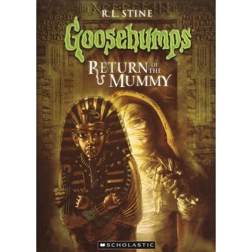 Goosebumps: Return of the Mummy [DVD]