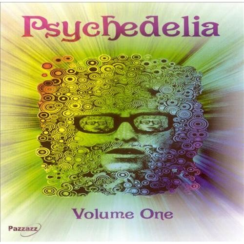 Psychedelia, Vol. 1 [CD]