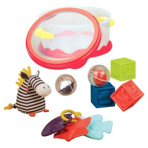 Battat Baby Wee Ready Playtime Set [Multi]
