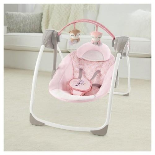 Ingenuity Comfort 2 Go Portable Baby Swing - Audrey