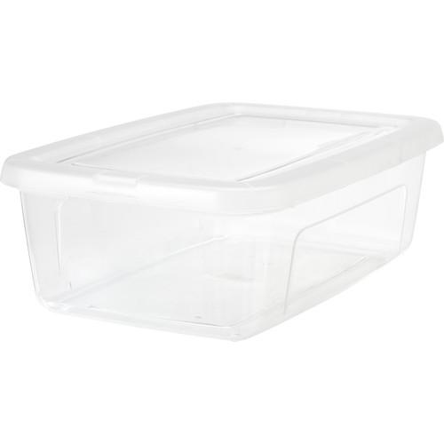 Iris Usa, Inc. 12-Piece Modular Storage Box 6-Quart