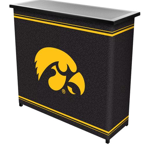 Trademark Games Iowa Hawkeyes Portable Bar