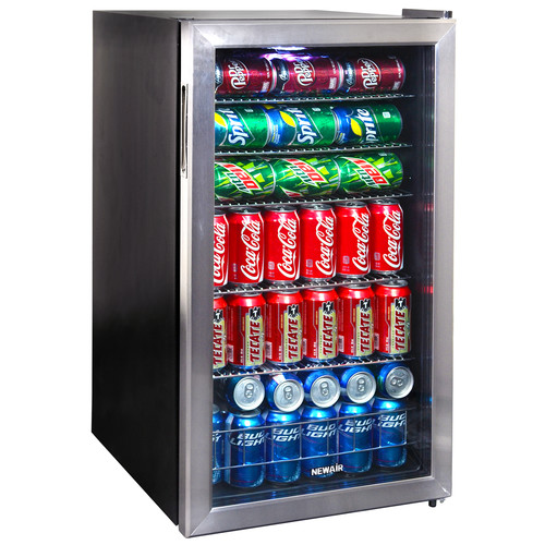 Air 126-Can Beverage Cooler