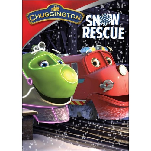 Chuggington: Snow Rescue [DVD]