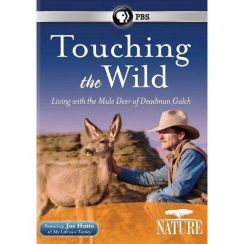 Nature:Touching the wild living (DVD)