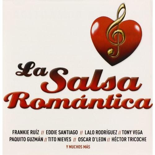 La Salsa Romntica [CD]