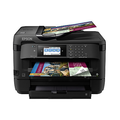 Epson WorkForce WF-7720 Wireless Color 19