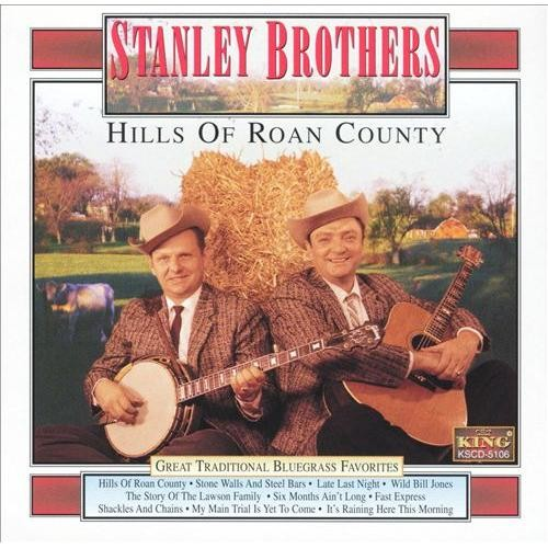 Hills of Roan County [CD]