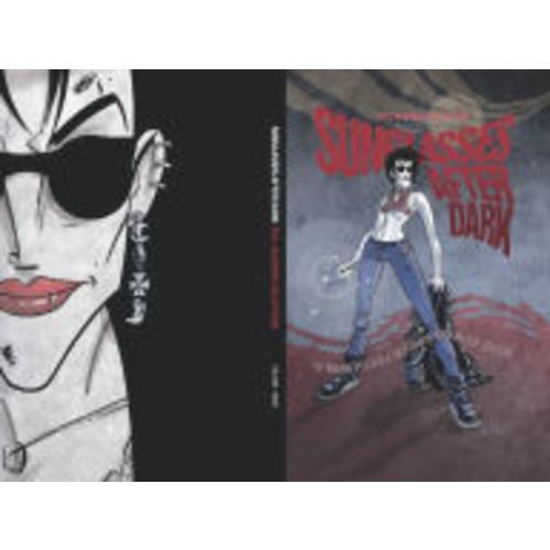 Sunglasses after Dark (Sonja Blue Series #1)