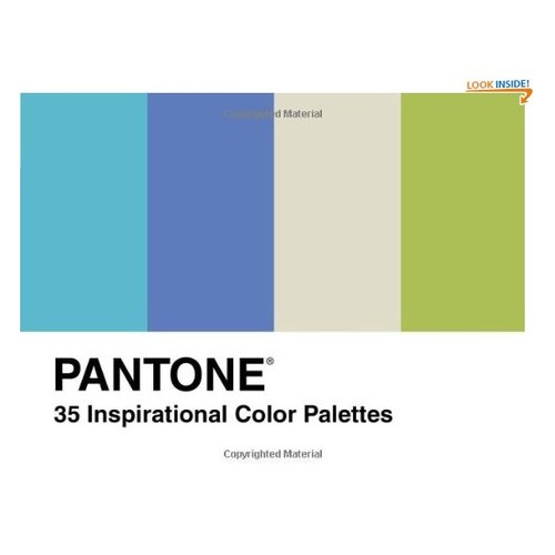 Pantone: 35 Inspirational Color Palletes