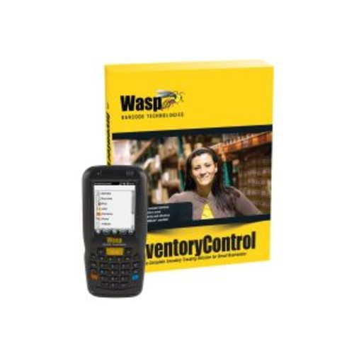Inventory Control RF Professional - Box pack - 5 users - Win, Pocket PC - with Wasp DT60