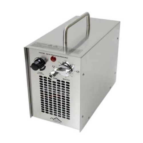 Comfort Stainless Steel Commercial Water Ozone Generator and Air Purifier