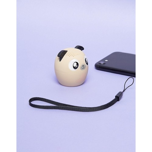 Thumbs Up Pug Portable Wireless Speaker