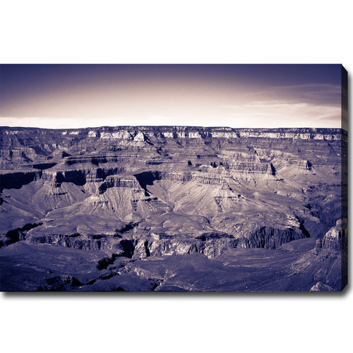 'The Amazing Grand Canyon' Gallery-wrapped Canvas Art