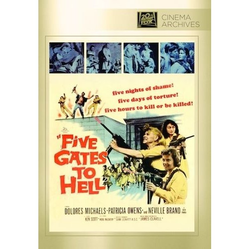 Five Gates to Hell [DVD] [1959]