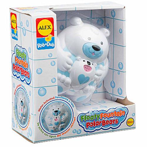 Alex Toys Rub A Dub Floaty Fountain Polar Bears Toy Playset - JCPenney