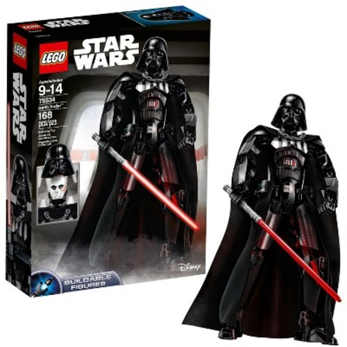 LEGO Constraction Star Wars Darth Vader 75534