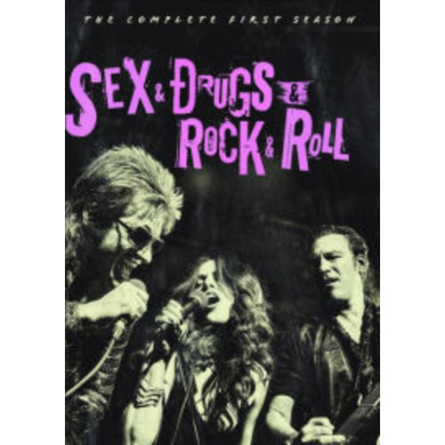 Sex & Drugs & Rock & Roll: Complete First Season