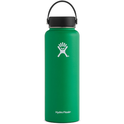 HYDRO FLASK 40 OZ Wide Mouth, Forest