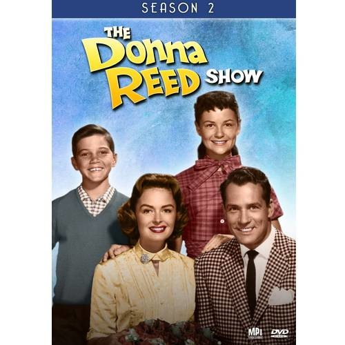 Donna Reed Show: Season 2 [DVD]