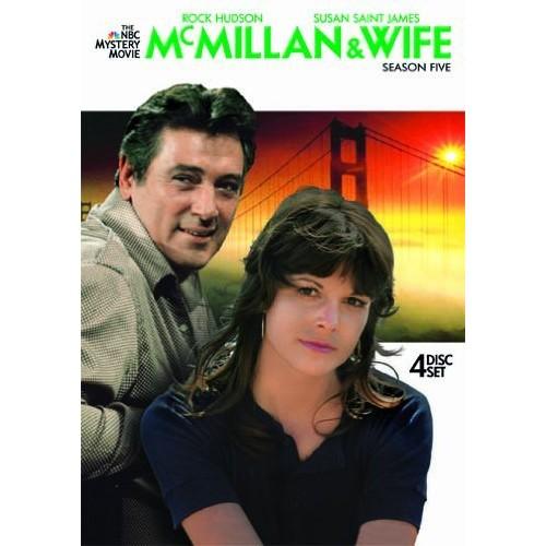 Mcmillan & Wife Season 5