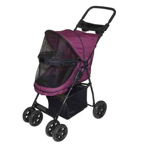 Pet Gear Happy Trails Lite NO-ZIP Pet Stroller