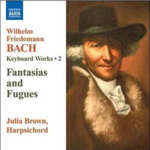 Wilhelm Friedemann Bach - Bach: Vol. 2 Keyboard Works