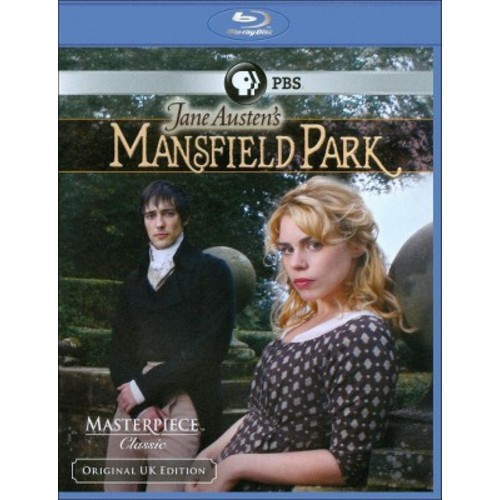 Masterpiece: Mansfield Park (Blu-ray)