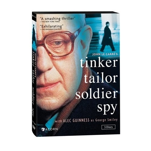 TINKER / TAILOR / SOLDIER / SPY