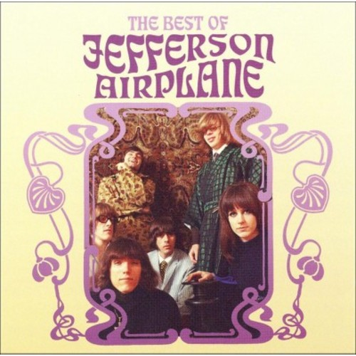 Jefferson Airplane - Best of Jefferson Airplane (Camden)