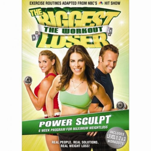 The Biggest Loser: The Workout - Power Sculpt DVD
