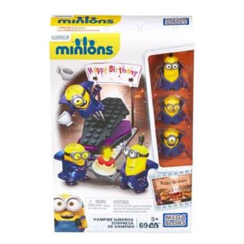 Mega Bloks - Minions Vampire Surprise (69 Pcs)