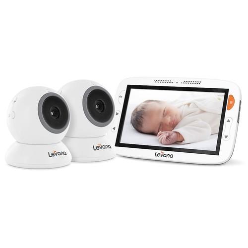 Levana Alexa 5 Video Baby Monitor