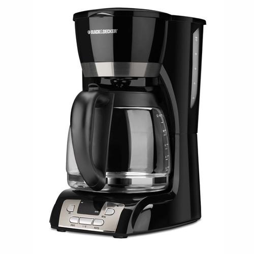 Black & Decker Programmable Coffee Maker