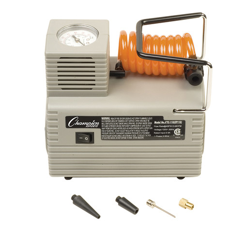 Champion Sports Electric Inflating Pump