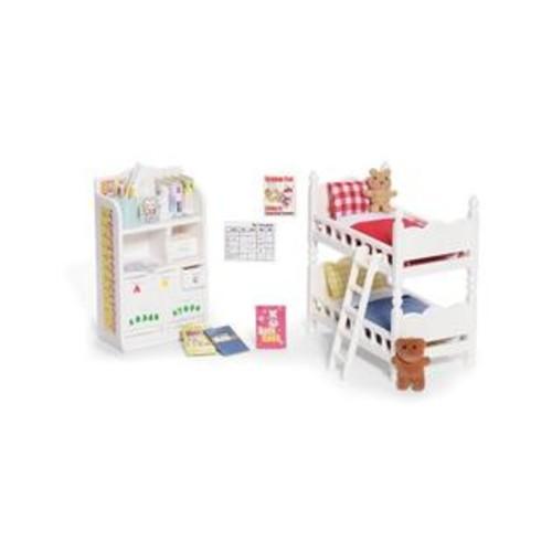 International Playthings Calico Critters: Children's Bedroom Set