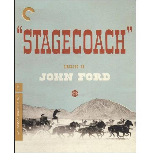 Stagecoach (The Criterion Collection): John Wayne, Claire Trevor, Andy Devine, John Carradine, Thomas Mitchell, Louise Platt, George Bancroft, Donald Meek, Berton Churchill, Tim Holt, Tom Tyler, Dorothy Appleby, Bert Glennon, John Ford, Dorothy Spencer, Otho Lovering, Ben Hecht, Dudley Nichols, Ernest Haycox: Movies & TV