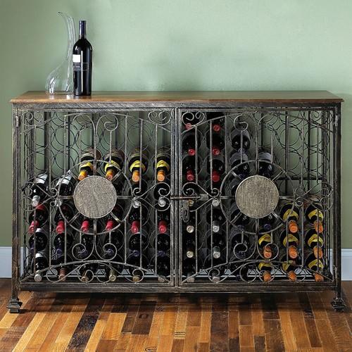 84 Bottle Wine Jail