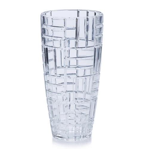 Mikasa Mosaic Crystal Vase